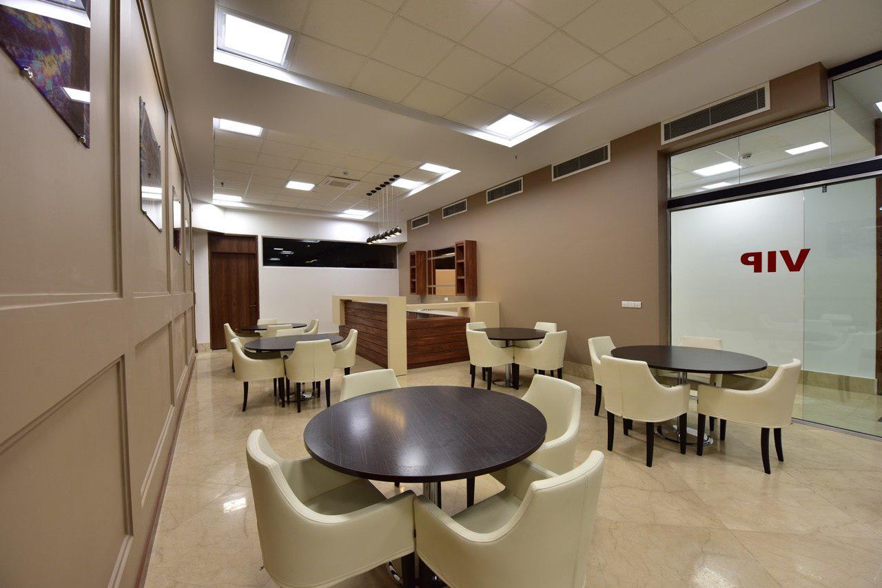 Hall 5 B2B Meeting Area