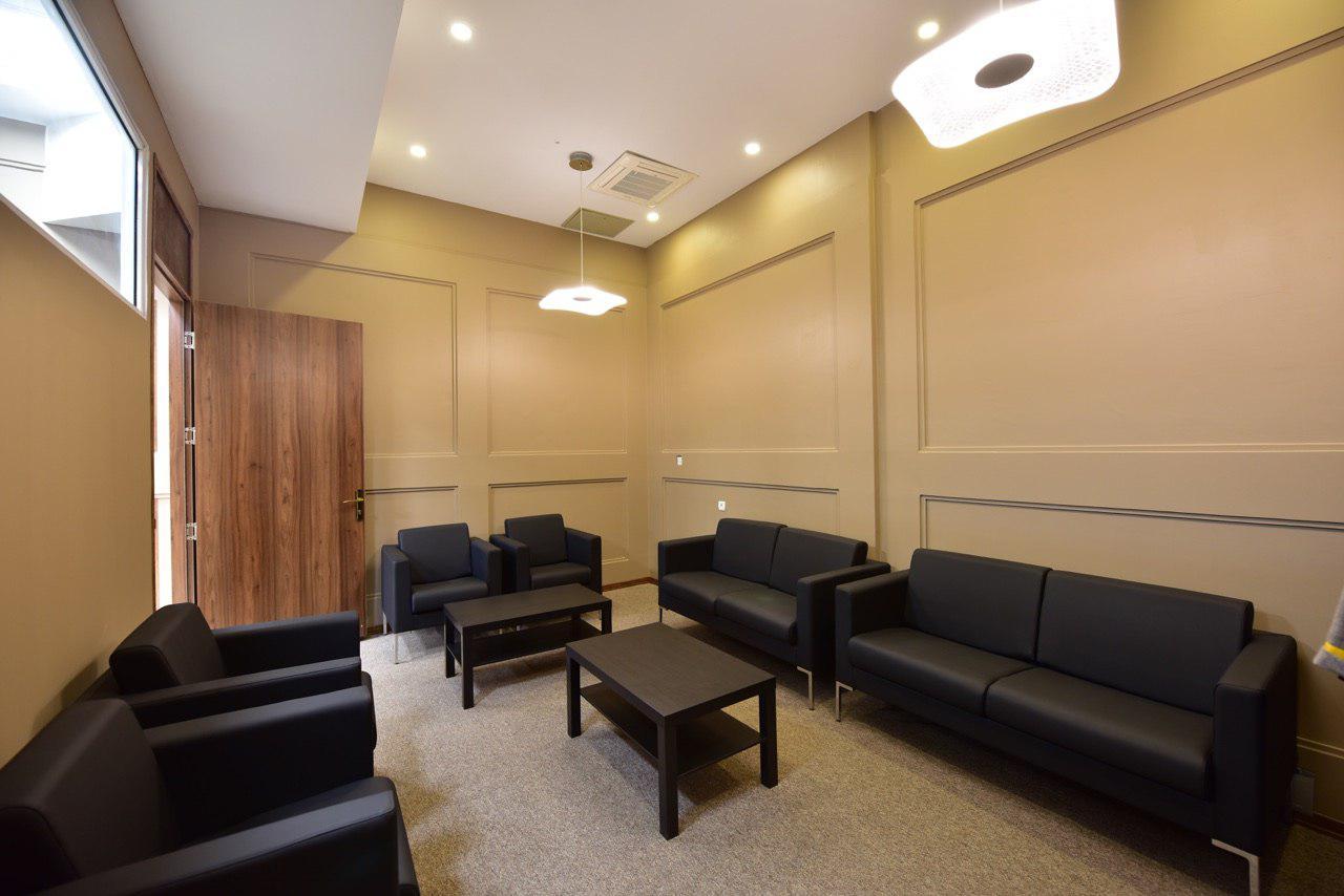 B2B Meeting Area